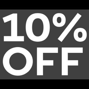 Other - TODAY ONLY - I will give a 10% discount  🥳